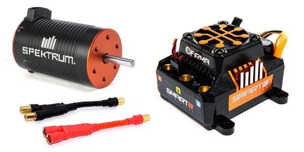 E-Motoren & ESC