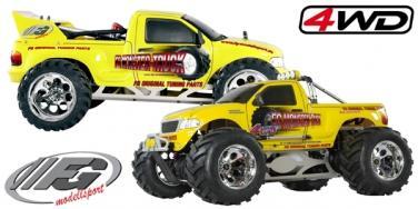 Trucks 4WD