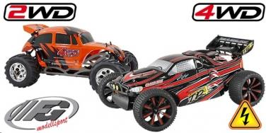 Elektrik 2WD & 4WD