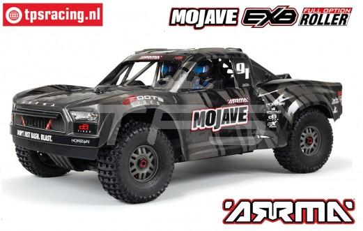 ARA7204 ARRMA 1/7 Mojave 4X4 EXB BASH ROLLER Schwarz