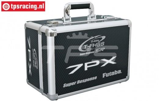P-EBB1172 Senderkoffer Futaba 7PX, Aluminium, 1 stk.