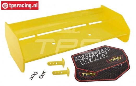 TPS85451/40 Nylon Heckspoiler Gelb HPI-Rovan, Set