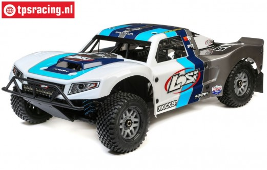 LOS05014T1 LOSI 5IVE-T 2.0 Short Course Truck, BND, Blau