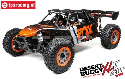 LOS05020V2T1 LOSI DBXL- E 2.0 V2 FOX 4WD SMART RTR