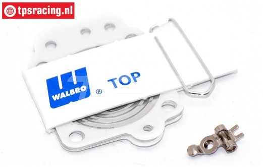 TPS0708 Walbro K3-WYTA Spiralmembran, Set