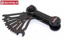 DYNT1107 Ultimatives E-Clip-Werkzeug, 1 st.