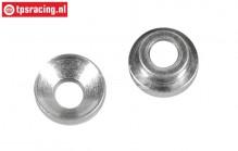 FG10466/07 Luftfilter-Grundplatte ringen, 2 st.