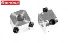 FG6107/07 Alu Felgen Vierkantmitnehmer B12 mm, 2 st