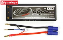 FG6556 2S Li-Po FG Hardcase 6000 mAh 60C, 1 st.