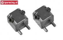 FG8407/02 Stahl Felgen-Vierkantmitnehmer L17 mm, 2 st