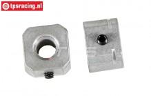 FG8610/02 Alu Felgen Vierkantmitnehmer L14 mm, 2 st