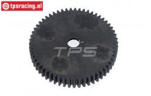 TPS85432 Verstärktes Nylon Hauptzahnrad 57Z, 1 st