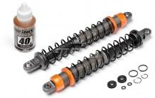 HPI87561 Stoßdämpfer vorne VVC-HD Orange, 2 st.