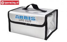 TPS6556 Safety Tasche für LiPo Akkus, 1 st.
