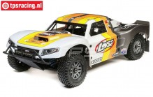 LOS05014T2 LOSI 5IVE-T 2.0 Short Course Truck, BND, Grau