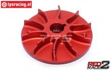 TPS1084/04 TPS® RedRace2 Mitnehmer/Lufterrad hinten 0°, 1 st.