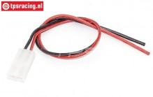 TPS53810 Silikon kabel Tamiya Stecker L30 cm, 1 St.