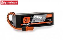 SPMX50003S100H5 3S Smart LiPo Hard Case 5000 mHa-100C, 1 st.