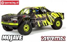 ARA106058T1 ARRMA 1/7 Mojave 6S BLX 4WD Grün/Schwarz RTR