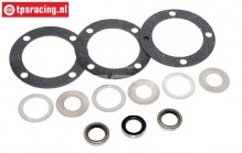 TPS3201/10 Differential Simmering LOSI-BWS-TLR, Set