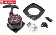 TPS0312/22 Super Easy Zeilzugstarter, Set.
