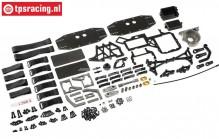 TLR358000 Elektro-Umrustsatz TLR 5B/LOSI 5T, Set