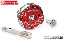 TXLS510-L-MIX Tourex Big Speed 2 Einstelbar, Set