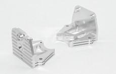 Area RC, Motorträger, (X-Maxx TRX7760), (Silber Aluminium), Set