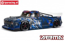 ARA7615V2T1 ARRMA INFRACTION 6S BLX-V2 Blau