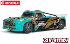 ARA4215V3BR Mega Street Bash Resto-Mod Truck RTR