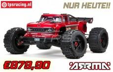 ARA5810 ARRMA Outcast 4x4 8S BLX 1/5 Stunt Truck