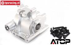 AT-5T016 ATOP Getriebegehäuse hinten LOSI-BWS, Set