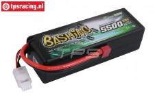 GA5500B Gens Ace Bashing 5500 mAH 11,1V 3S 50C, 1 st.