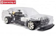 BMW M3 E30 Sports-Line 4WD-530 RTR, (Glasklare Karosse)