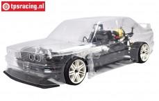 FG155058E BMW M3 E30 Sports-Line 4WD Elektro
