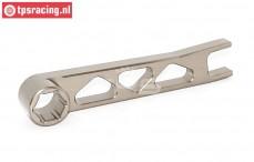 TPS5224GM Aluminium Zündkerzenschlüssel Gun Metal, 1 st.