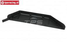 BWS51041 Chassis Seitenschutz rechts, (BWS-LOSI), 1 st