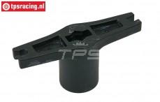 TPS9022 Kunststoff Multi-Werkzeug 24 mm sechskant, 1 st.