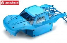 BWS59002/03 Karosserie Elasto-Flex Blau BWS-LOSI, Set