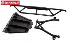 BWS59044/01 Frontrammer-Chassisschutz vorne BWS-LOSI, set