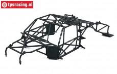 BWS59082 Überrollbügel Komplett, (BWS-LOSI), Set