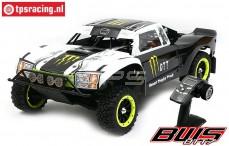BWS-DTT-7 4WD Ready To Run Truck