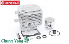 CY0142 Zylinder CY 23 cc 2-Bolzen, Set