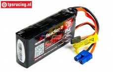 DYNB52213 Li-Po Reaction 2S 5200 mAh, 1 st.