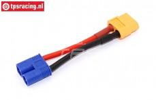 TPS4014 Adapterkabel EC3 männlich-XT60 Buchse, 1 St.