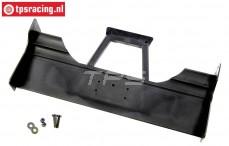 FG10455 Polyamide-Frontspoiler F1, 1 st.