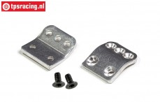 FG1056/08 Aluminium Karosseriehalter mm, 2 st.