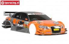 FG4147 Karosserie Audi A4 DTM Lackiert Albers, Set
