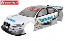 FG4148 Karosserie Audi A4 DTM Lackiert Siemens, Set