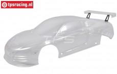 FG4169 Karosserie Audi R8 Glasklahr, Set